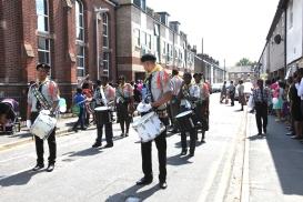 Cambridge 90 Years Celebration with Pathfinders