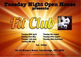 Tuesday Open House Fit Club jpg