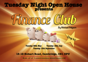 Tuesday Open House Finance Club