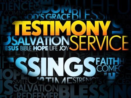 witnessing
