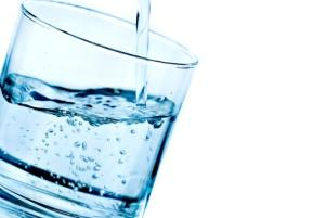 8 Glasses of water a day