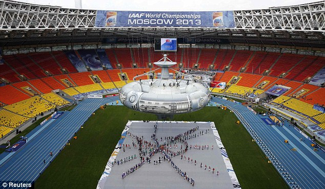 World Championships Moscow 2013