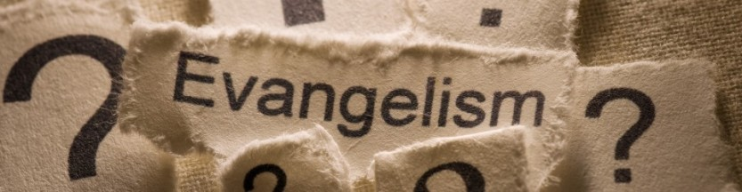 Why we don't evangelise