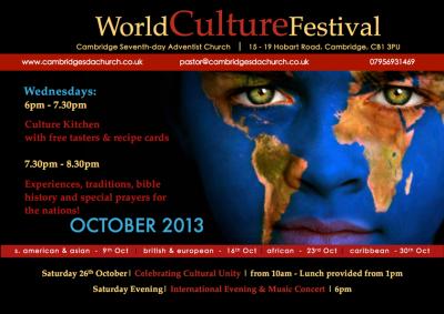 World Culture Month Update 1-1