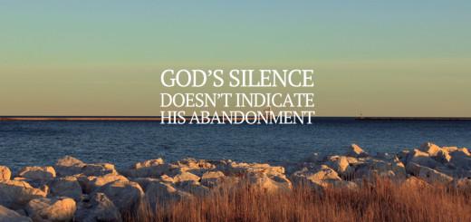 God silence