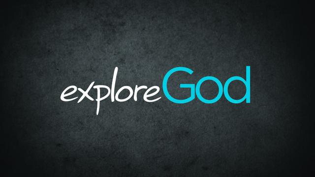 explore God understanding pain